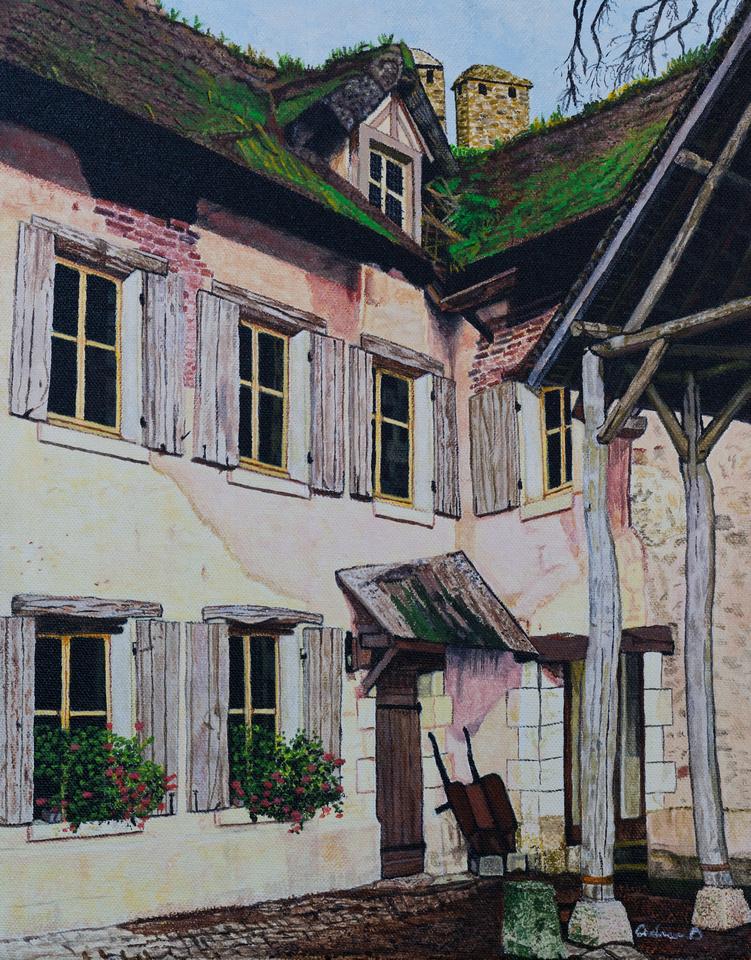 Hamlet Village, Versailles