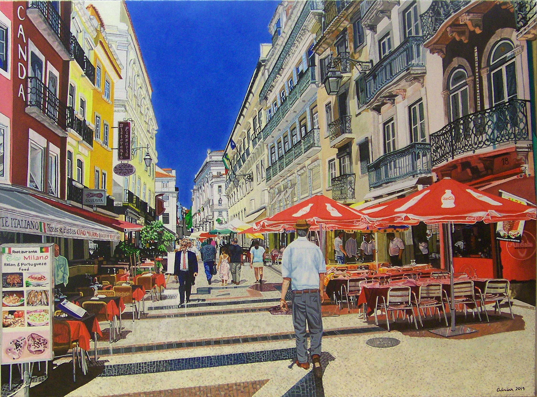 Another Day in Lisbon II