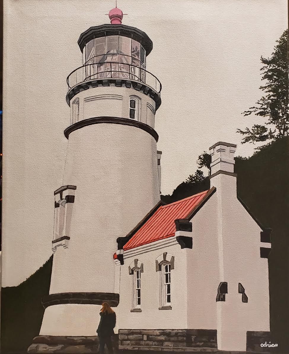 Heceta Head Lighthouse 3