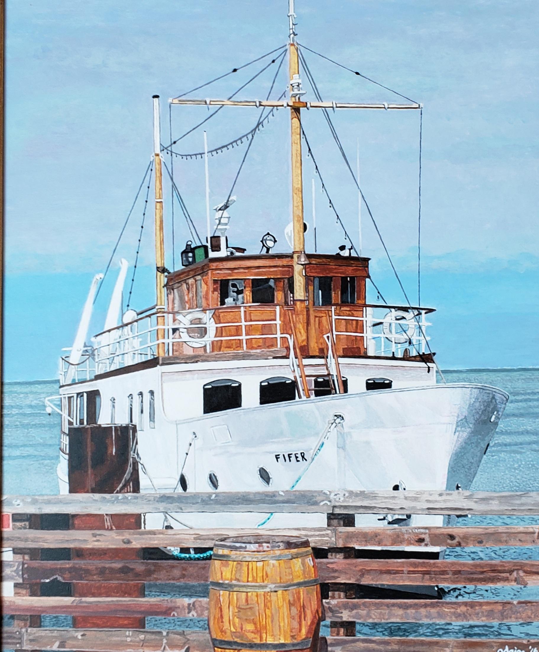 Fifer Yacht